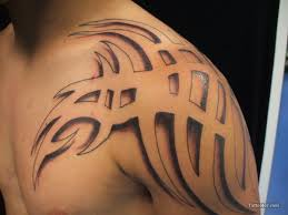 negative tribal tattoo tattoo pinterest tattoo tribal