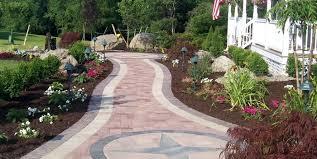 Ideas For Garden Walkways Garden Path Walkway Ideas Landscaping Network