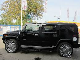 Used 24 Inch Rims 2004 Hummer H2 24 Inch Wheels Car Photo And Specs