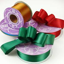 cheap satin ribbon solid color premium fabric satin ribbon paper mart
