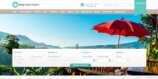 10 best travel wordpress themes for travel and hotel business