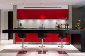 kitchen faucets vancouver vancouver modern bar stool home contemporary with concrete walls