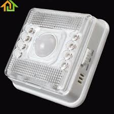 Motion Detector Light Outdoor by Outdoor Motion Detector Light Battery Promotion Shop For