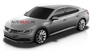 2018 vw cc leaked official images motor1 com photos