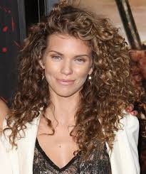 haircuts long naturally curly hair survey says curly hair is having a moment annalynne mccord