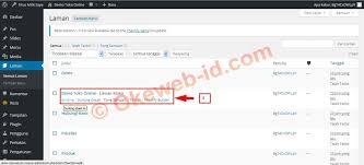 cara membuat halaman utama web dengan php membuat tilan halaman utama oke web indonesia