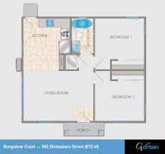 bungalow court u2013 bungalows for rent in downtown fresno granville