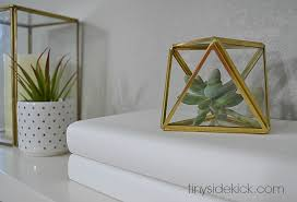 Gold Home Decor Accessories 5 Steps To Perfectly Styled Shelves With West Elm