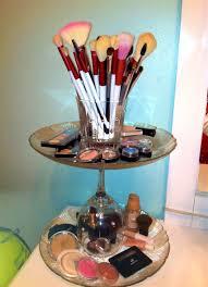 Bathroom Makeup Storage Ideas Makeup Storage Diy Makeup Organizer Magnet Board Fun Convenienct