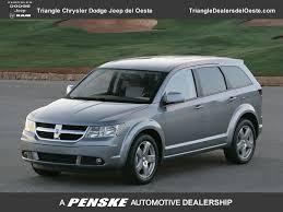 Dodge Journey 2010 - 2010 used dodge journey fwd 4dr sxt at triangle chrysler jeep