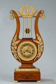 the french clock and the romantic movement