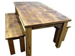 Oak Dining Table Bench Dining Table And Bench Set U2013 Amarillobrewing Co