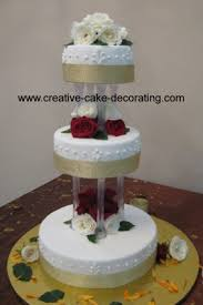 tier cake tools you need to make a tiered cake