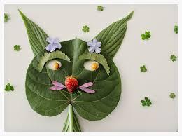 garden collage craft ideas for preschool children pinterest