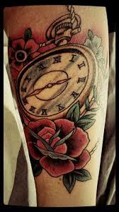 25 trending grandfather clock tattoo ideas on pinterest