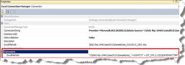 sql server integration services 2012 u2013 create new excel file