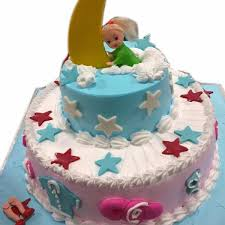baby on moon cake in bangalore buy cakes online in bangalore