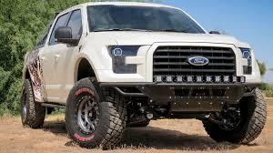 Ford Ranger Trophy Truck Kit - exterior body