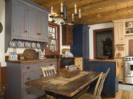Gray Painted Kitchen Cabinets Farmhouse Kitchen Old Farmhouse