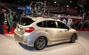 subaru sti 2011 hatchback 2012 subaru impreza sema 2011 motor trend
