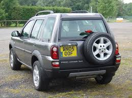 land rover freelander 2003 land rover freelander station wagon review 2003 2006 parkers