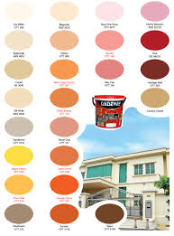 exterior paint shade card home design inspirations