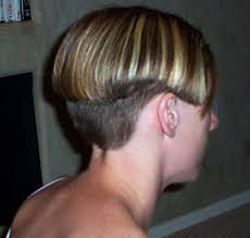 1980s wedge haircut hairxstatic short back cropped gallery 1 of 3