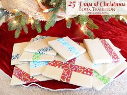 25 days of christmas book tradition duckthehalls
