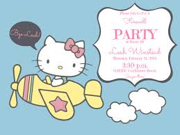 going away party invitation wording alesi info