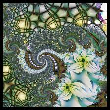 the beauty of fractals the voices in my head