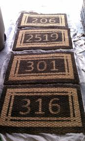 81 best doormats images on pinterest door mats indoor outdoor