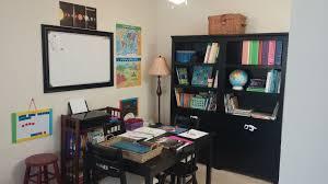 our apartment homeschool room tour mercer homeschooling
