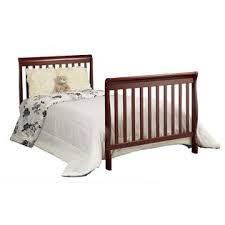 Mini Convertible Crib Big Oshi 3 In 1 Mini Convertible Crib In Cherry