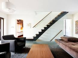 Modern Staircase Wall Design 21 Glass Wall Living Room Designs Decorating Ideas Design