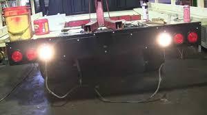 led brake lights for trucks taillights for the flatbed truck youtube