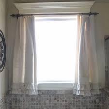 Modern Bathroom Window Curtains Inspirational Toilet Window Curtains Dixiedogwear
