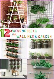 herb garden ideas home outdoor decoration
