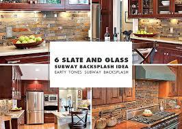 kitchen kitchen backsplash tile ideas pinterest slate mosaic