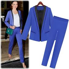 womens dressy trouser suits scifidown