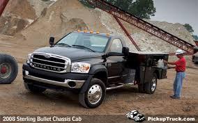 sterling dodge truck pickuptruck com sterling bullet in production and on sale