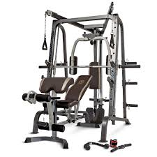 brand of the best home exercise equipment marcy pro