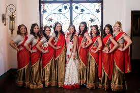 hindu wedding dress for design your wedding bridesmaid s dresses for your friend s