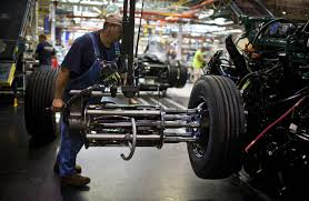 heavy duty truck orders rose for fourth straight month wsj