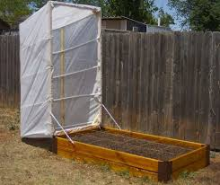 Pvc Raised Garden Bed - learn how to create a raised garden bed cover u2013 realfarmacy com