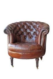 leathercraft tufted library chair leather libraries and chairs