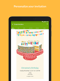 evite invitations u0026 guest rsvp android apps on google play