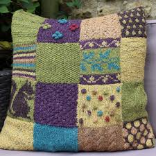 Patterns For Knitted Cushion Covers Knitkits