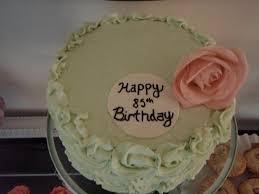 sweet eats cakes grandma u0027s 85th birthday