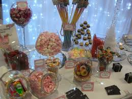 Wedding Candy Table 41 Best Cake Candy Food U0026 Punch Tables Images On Pinterest