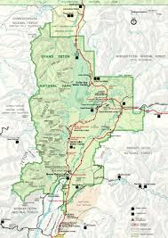 Cascade Mountains Map Marching On Idaho Vacation Of Mountains And Marriage